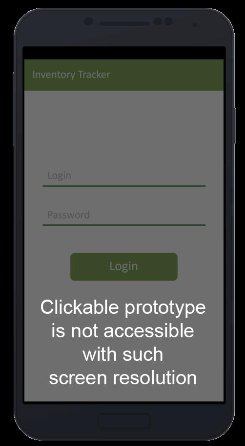Inventory Prototype default image